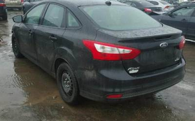 13tys net / Ford Focus 2.0 2012