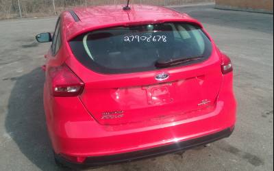 20tys net  Ford Focus 2015