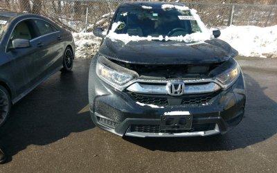 65tys net Honda CRV 2018