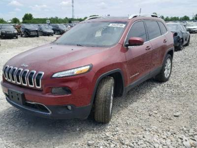 Jeep Cherokee 3.2 2016 Limited
