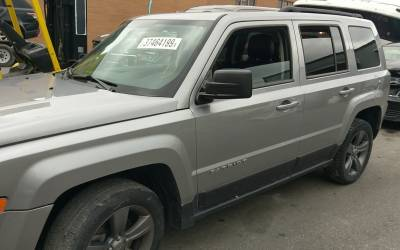 Jeep Patriot 2015 2.0 FWD