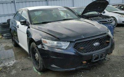 Ford Taurus 2013 3.7 4x4