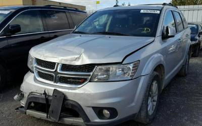 Sprzedany - Dodge Journey 3.6 2014