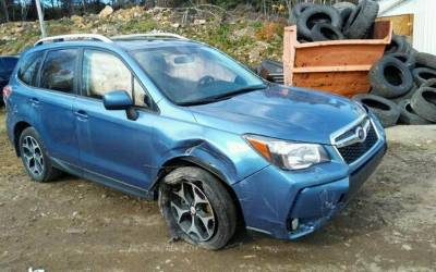 Subaru Forester XT  2.0 Turbo 2015