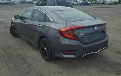 Honda Civic 2.0 manual  2016