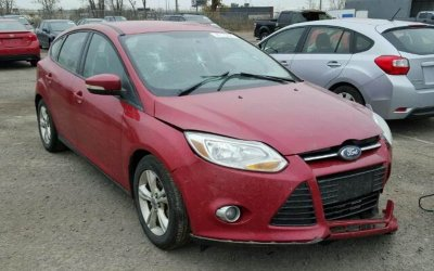 Ford Focus 2.0 automat 2012