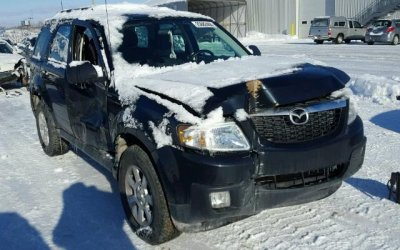10tys net / Mazda Tribute 20110