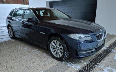 BMW 520 Kombi 2017