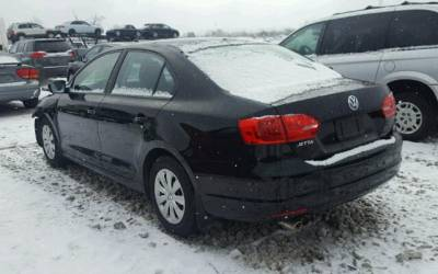 VW Jetta 2013  2.0 8v 115km ( stary silnik pod LPG )