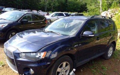 Mitsubishi Outlander 2012  3.0 v6 4x4  7 miejsc  hak