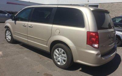 Dodge GrandCaravan 3.6 2014
