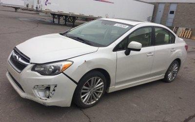 Subaru Impreza 2.0 premium [na placu]