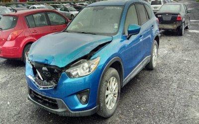 Mazda Cx-5  4x4 2.0 benz aut [25.1.2019 na placu]