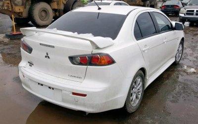 Mitsubishi Lancer 2.4 4x4