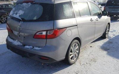 Mazda 5 2014 2.5 pod LPG