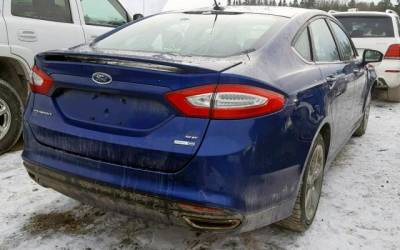 Ford Fusion 2.0 4x4 2015