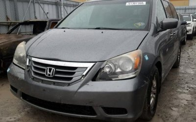 Honda Odyssey 3.5 2009