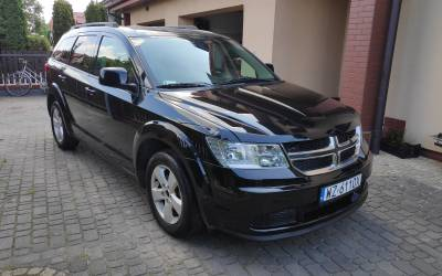 Dodge Journey 2012 2.4 7 osób