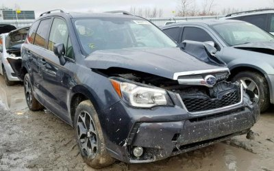 Subaru Forester XT  2.0 Turbo 2016 4x4
