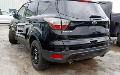 Ford Escape 2017 4x4 Titanium