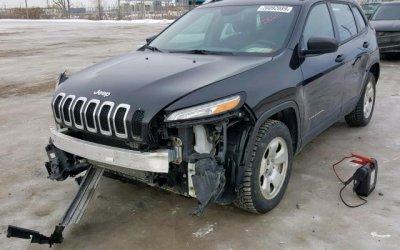 Jeep Cherokee 3.2 2015