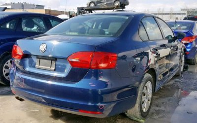 176_ VW Jetta 2012  2.0 8v