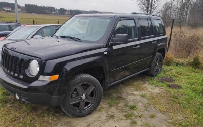Jeep Patriot 2015 2.4 4x4   Krasnystaw