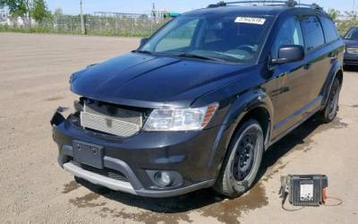 Dodge Journey 2014 3.6 Limited