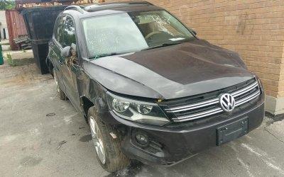 VW Tiguan 4x4 2.0 TSI 2016   rezerwacja