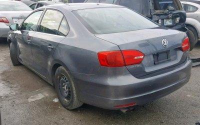 VW Jetta 2014 1.8 TFSI Grzesio