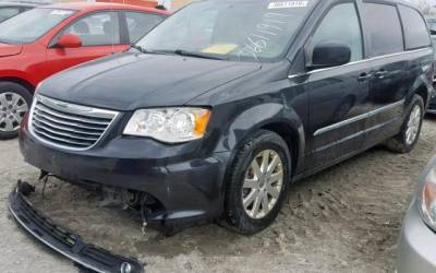 25net Chrysler Town Country 2013