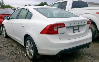 Volvo S60 T6 2011 4x4 3.0T