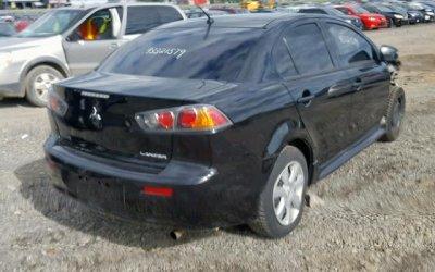 Mitsubishi Lancer 2.0 2016