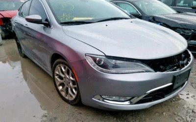 Chrysler 200 2015 rezerwacja