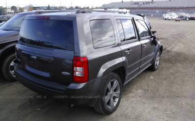 _263_Jeep Patriot 2015 2.4 4x4