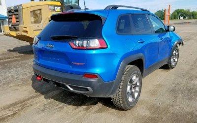 Jeep Cherokee 3.2 2019 4x4
