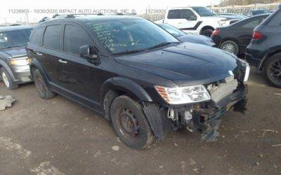 20,300 + vat 391 Dodge Journey 2012 4x4 R/T