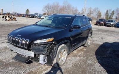 35 000 + VAT 401 Jeep Cherokee 2016 4X4