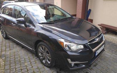 Subaru Impreza 2016 LPG